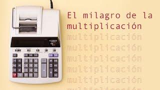 El milagro de la multiplicación - Iglesia La gloria de Dios Internacional