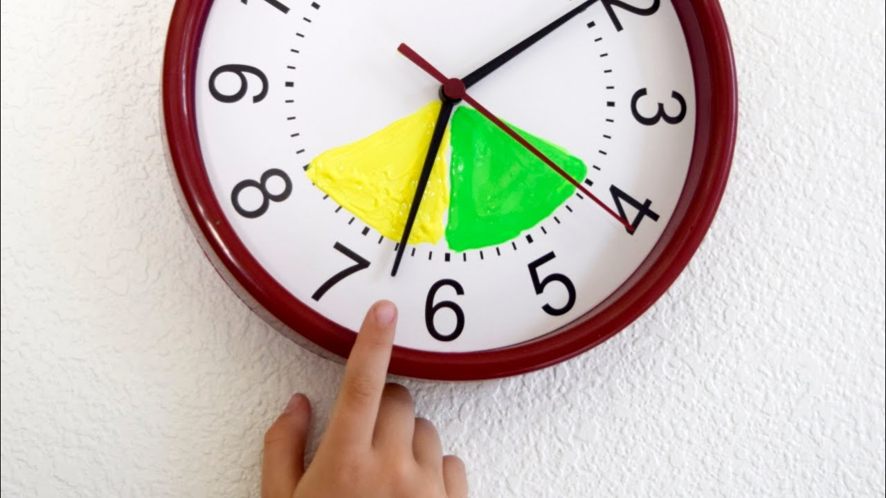 Genius Parenting Trick: Help Kids Tell Time (and stay in ...