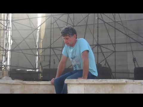 CAESAREA THEATRE TOUR GUIDE 2017