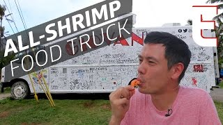 The Garlic Shrimp Truck That Has Taken Over Oahu's North Shore - Dining on a Dime