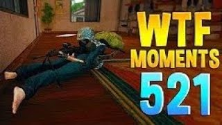 PUBG Daily Funny WTF Moments Highlights Ep 521
