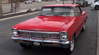 1966 Chevrolet Nova SS $46,900.00