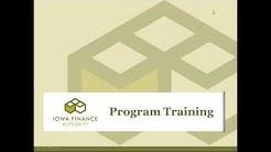 Jan. 16 IFA Single-Family Mortgage Program Webinar