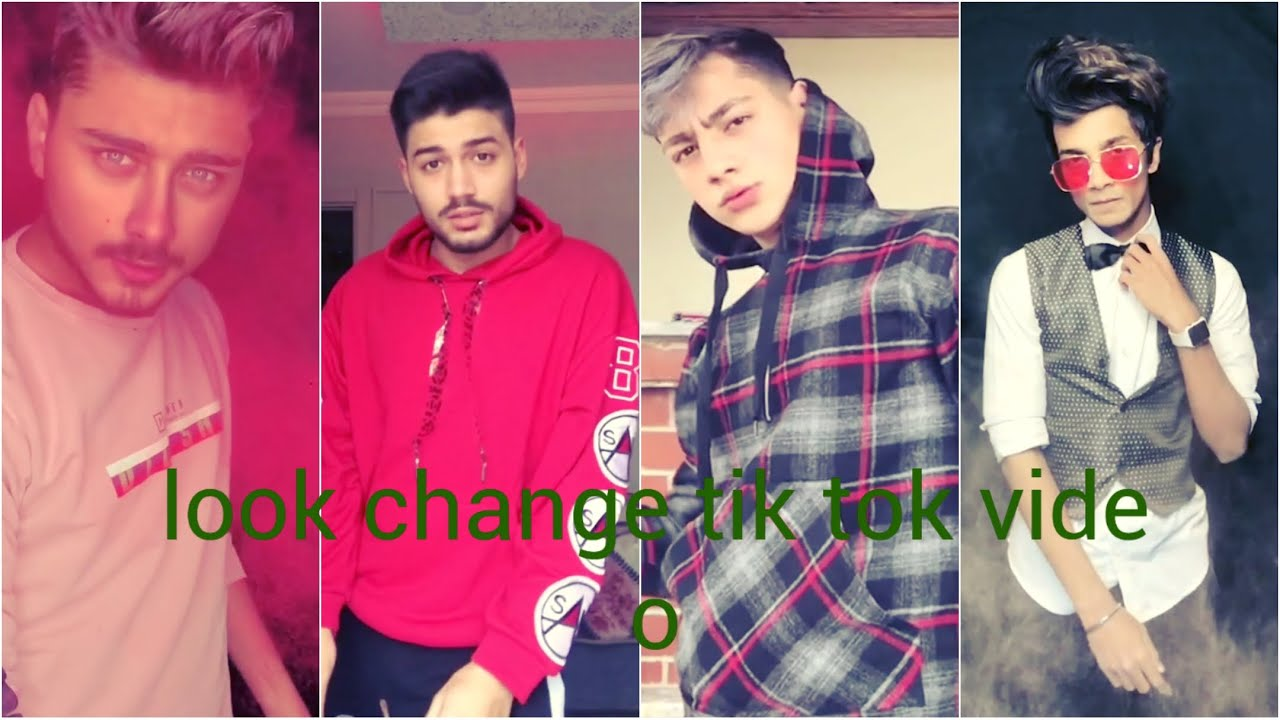 Tiktok change face - YouTube
