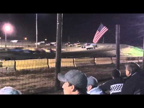 Wagner Speedway Bmod May 12th 2012 - Hot Laps, Heat Race, Feature