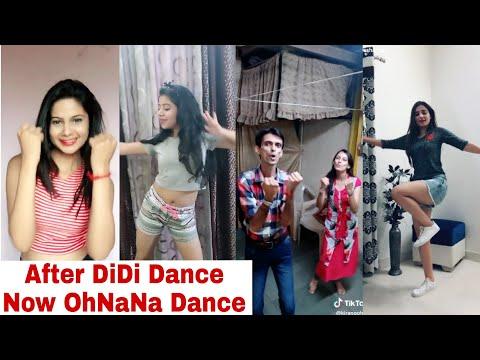 Oh Na Na Na Challenge TikTok Musically | Anam Darbar, Afshan Rooh, Unnati Malharkar