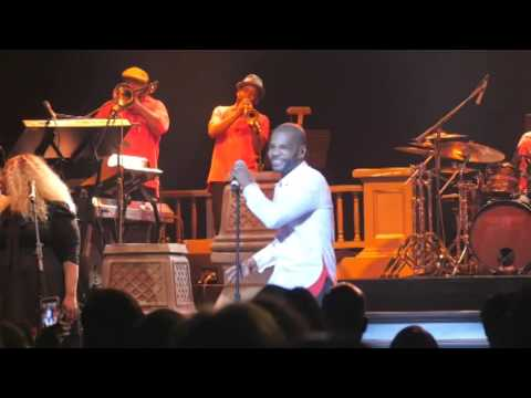 Kirk Franklin - Wanna Be Happy (20 Years In One Night Tour DC 3-19-16)