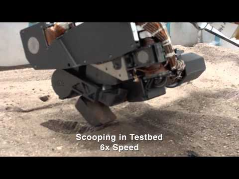 Curiosity Report (Oct. 4, 2012):  Rover Gets Set to Scoop