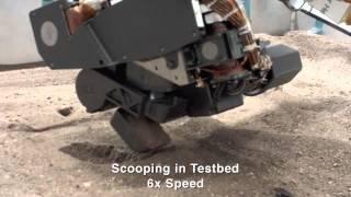 Curiosity Report (Oct. 4, 2012):  Rover Gets Set to Scoop
