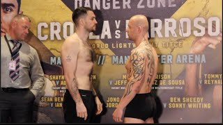 REAL GONE KID RETURNS!! - PAUL SMITH v BRONISLAV KUBIN OFFICIAL WEIGH IN & HEAD TO HEAD
