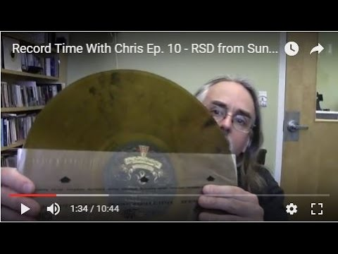Record Time With Chris Ep. 10 - RSD from Sundazed and RSD ourselves