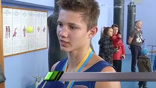 Бокс. Молодіжний Чемпіонат Києва 2018