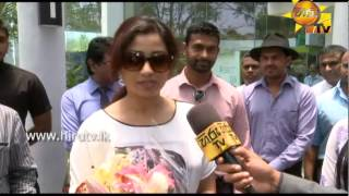 Shreya Ghoshal Live in Concert - Shreya Ghoshal Arrived in Sri Lanka