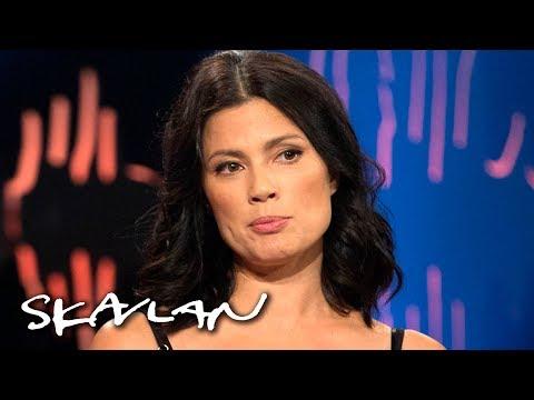 Natassia Malthe, who accuses Weinstein of rape, explains why she hesitated to come forward  Skavlan