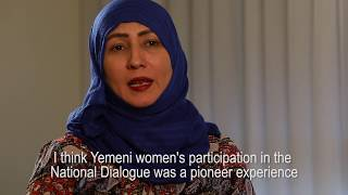 Women on the Frontlines of Conflict Resolution: Yemen