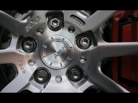 ADV.1 Titanium Wheel Hardware by TIkore