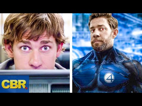 John Krasinski Could Join MCU Phase 4