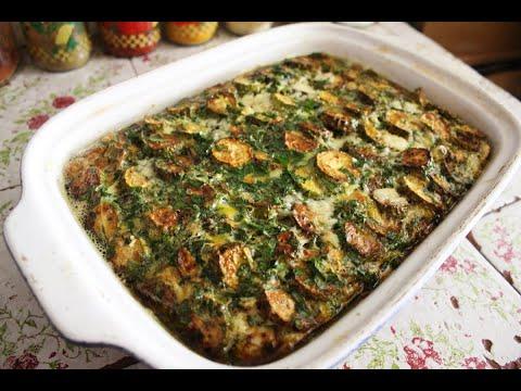 gratin-de-légumes---كراتان-بالخضر