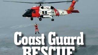Coast Guard Aircrew Medevacs Fisherman Near Oregon California Border