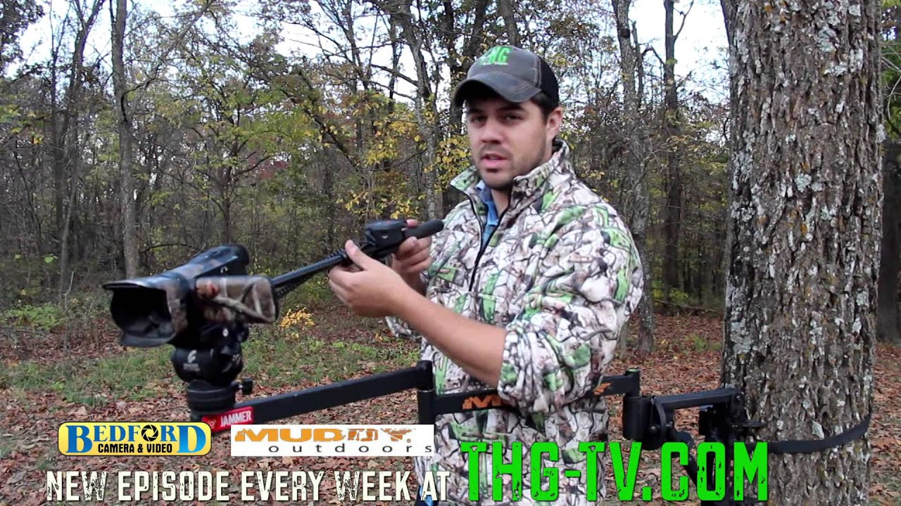 How To Film Your Deer Hunt Muddy Camera Arm S5 23 Youtube