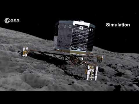 Classroom Aid - Comet 67P Rosetta Mission