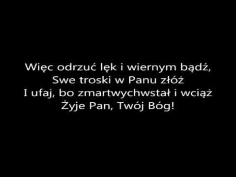 Podkład muzyczny Hymnu Światowych Dni Młodzieży 2016 Kraków