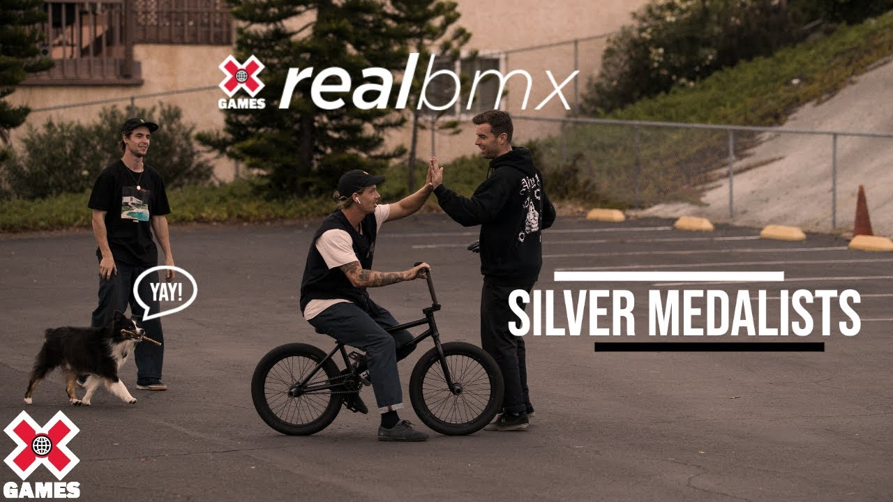 REAL BMX 2020: Silver Medal Video | World of X Games