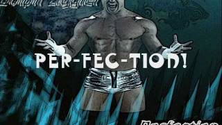 2011: Dolph Ziggler New Theme song I Am Perfection By Downstait Lyrics