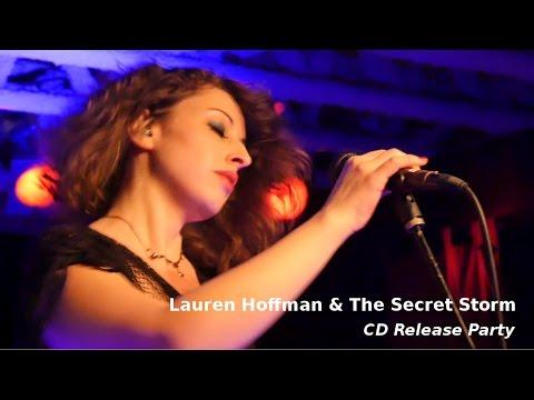 Lauren Hoffman & The Secret Storm Album Release Party
