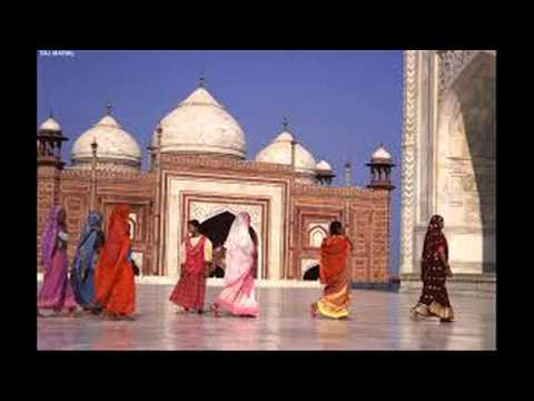 Most beautiful view - Taj Mahal - India
