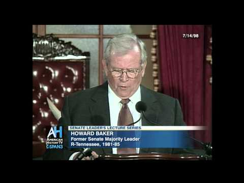 Senate Majority Leader Howard Baker Preview