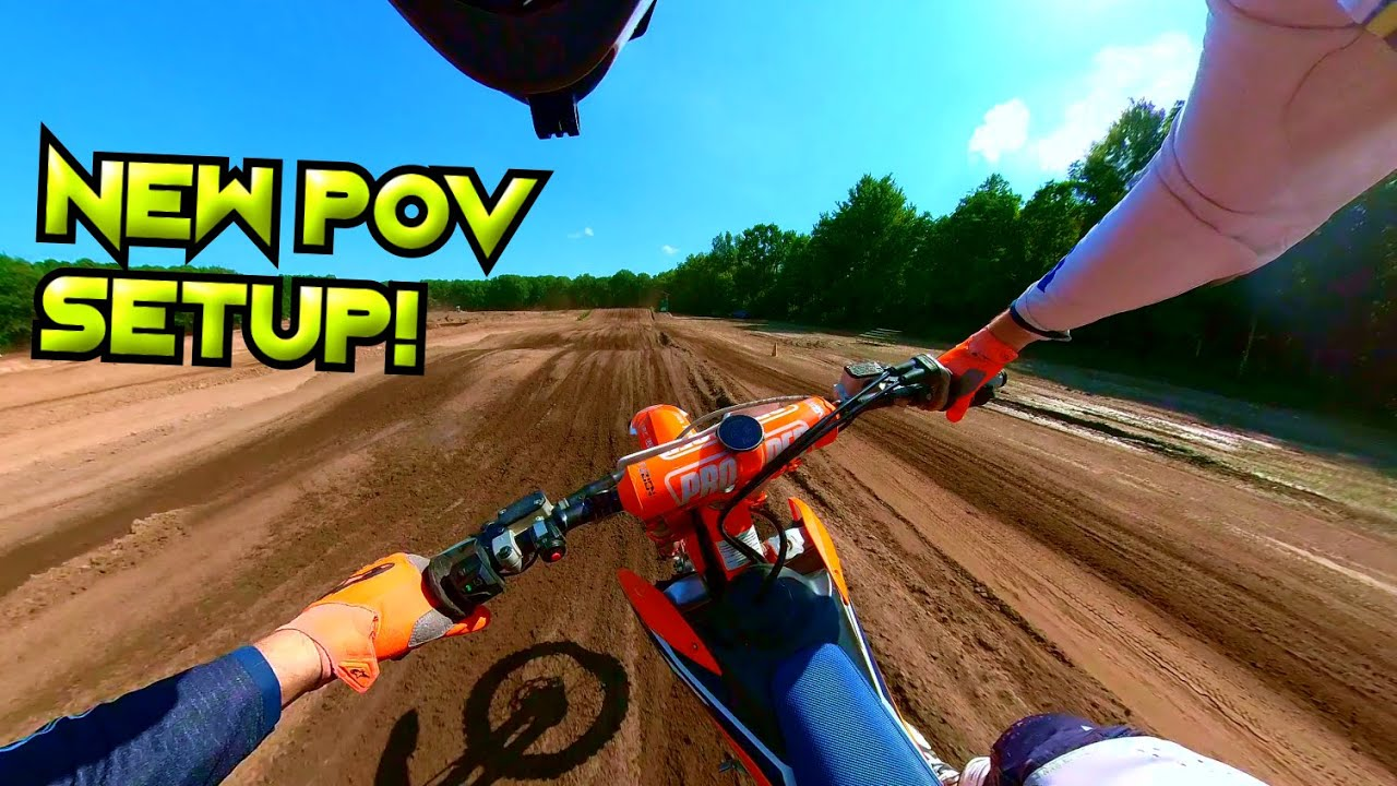 HELMET CAMS BANNED at PRO NATIONALS!? Is This The New Best Setup?