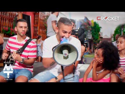 Смотреть клип Mtz Manuel Turizo - Esclavo De Tus Besos