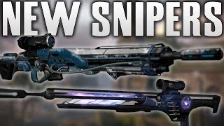 Destiny 2: NEW INSANE DESTINY 2 EXOTIC SNIPER RIFLES COMING?! (Destiny 2 Exotic Sniper Rifles)