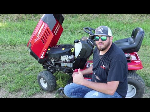 2018 Best Riding Lawnmower Troy-Built Bronco