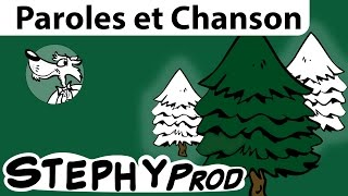 Chanson Noël, Mon beau sapin