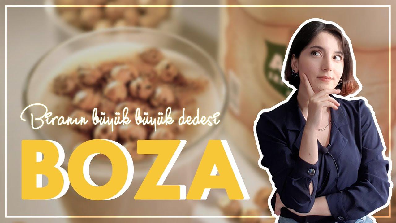 [ENG/KR] Biranın Büyük Büyük Dedesi: Boza (The great great grandfather of Beer: Boza)