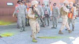 Grissom Air Reserve Base Holds Second Mass Casualty Training Excercise