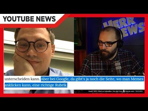 CDU / CSU blamieren sich im Internet | Tiemo Wölken Interview | Artikel 13