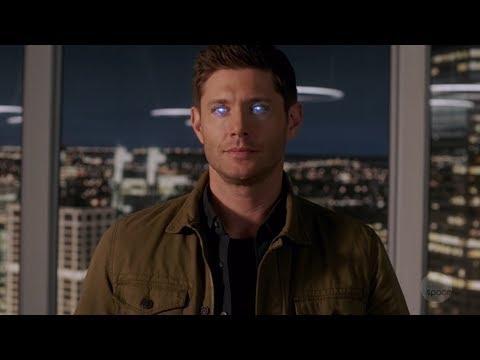 Supernatural 14x09 - Michael is back inside Dean!