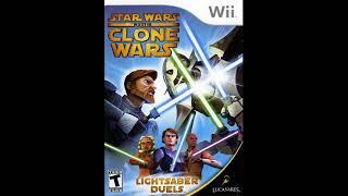 Star Wars The Clone Wars Lightsaber Duels Soundtrack music TT Act02Set03 lp