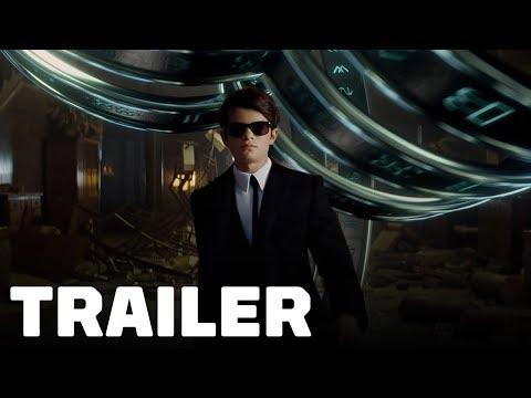 Disney's Artemis Fowl Teaser Trailer (2019)