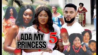 ADA MY PRINCESS by MERCY JOHNSON AND STEPHEN ODIMGBE (SEASON 5) - 2021 LATEST NIGERIAN FULL MOVIE
