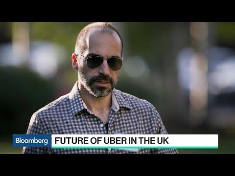 Uber Appeals London Ban as It Seeks More Settlement Talks
