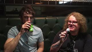 Danny O'Reilly (The Coronas) Interview 14/03/2018