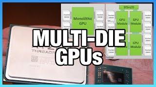 HW News - NVIDIA Multi-Chip GPU, Threadripper 1950X & 1920X