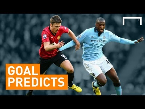 City face United in the Manchester derby | Premier League Preview 2013-2014 #5