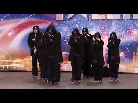 Diversity Dance Group Britains Got Talent 6