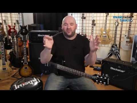 MusicRadar Basics: plectrums explained
