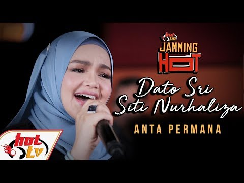 Dato' Sri Siti Nurhaliza - Anta Permana (LIVE) - Jamming Hot - #HotTV